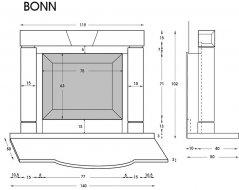 Modell Bonn