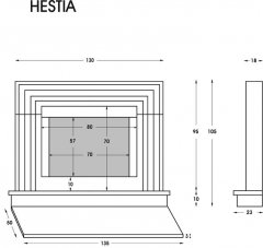 Modell Hestia