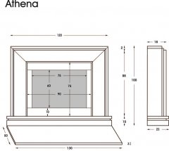 Modell Athena